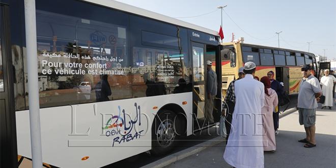 Salé: La DGSN sévit après des appels visant à vandaliser les nouveaux bus