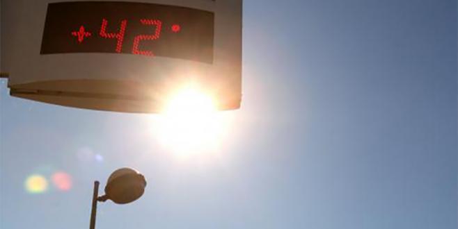 Alerte Météo: Un temps chaud jusqu'à mercredi
