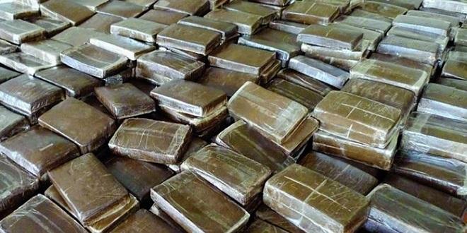 Trafic de drogue: La DGSN saisit plus de 800 kg de chira