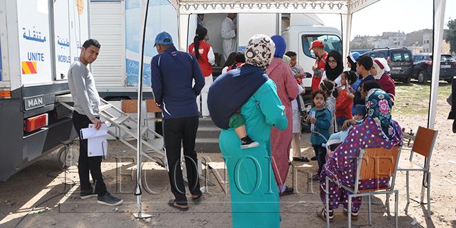 Fondation Mohammed V: nouveau programme médical pour Azilal
