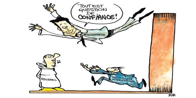 Emprunt international: Le «rating» confiance de Benchaâboun - L'Économiste