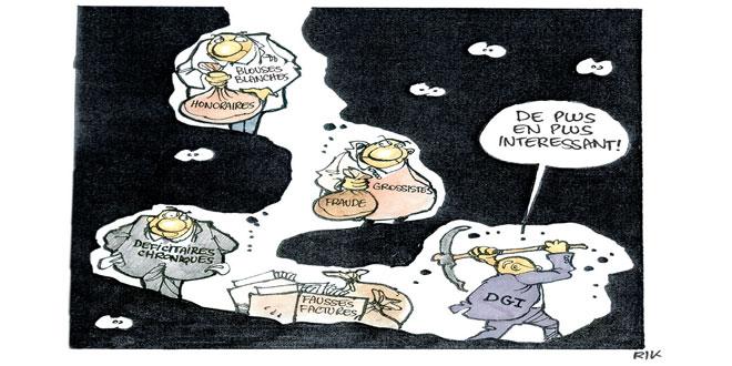 Fraude fiscale: L'incroyable industrie des fausses factures!