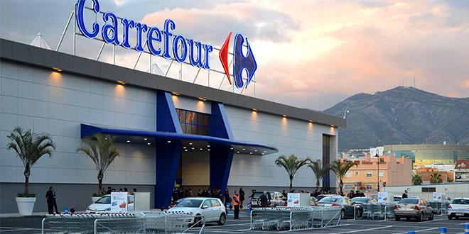 Carrefour s'allie à Tesco