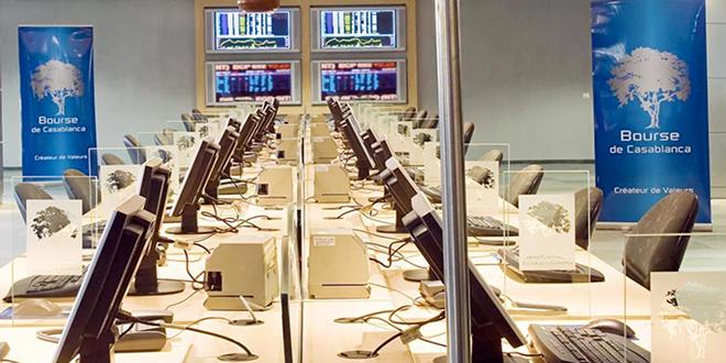Bourse : Le volume des échanges reculent de 30% au T4
