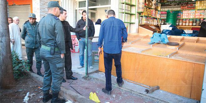 Casablanca/domaine public: La police administrative maintient la pression