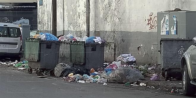 Facture salée pour la propreté à Casablanca
