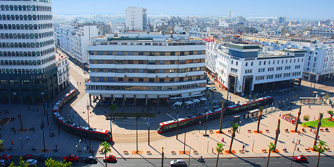 Casablanca lance son application mobile