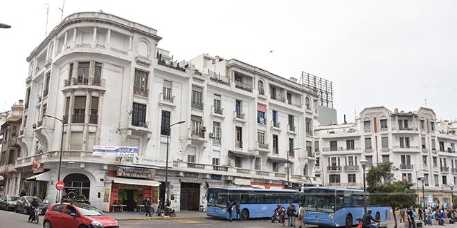 Art-Déco: 2.000 immeubles à restaurer à Casablanca