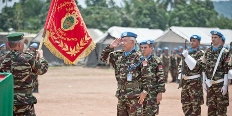 Centrafrique : Un Casque bleu marocain toujours porté disparu
