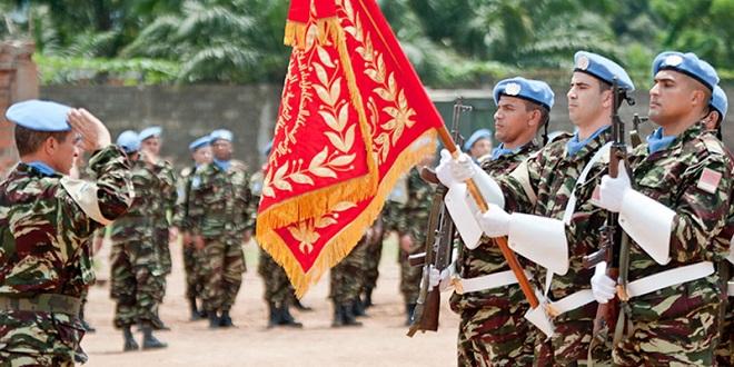 Centrafrique : Deux nouveaux Casques bleus marocains tués