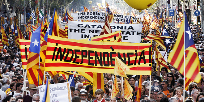 Indépendance de la Catalogne : La France menace