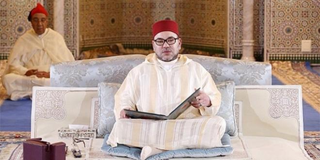Première causerie religieuse aujourd'hui à Rabat