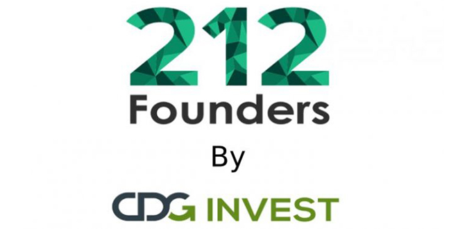 """CDG invest lance le """"212 Founders"""""""