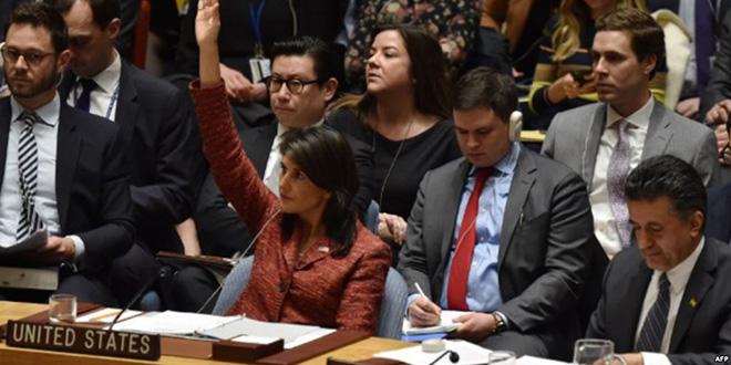 ONU/Conseil des droits de l'homme: Les Etats-Unis claquent la porte