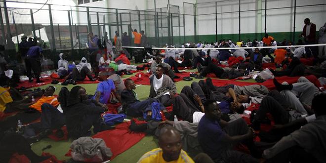 Espagne : Un nouveau centre d'accueil pour les migrants