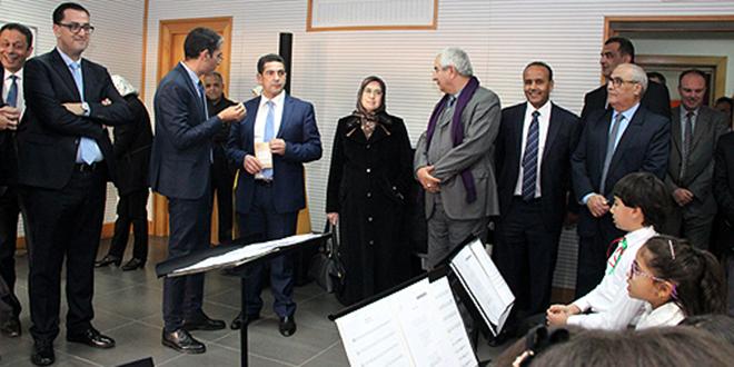 Un nouveau centre socioculturel pour Tanger