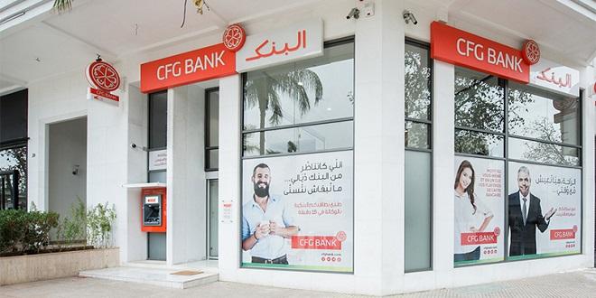 CFG Bank: Hausse du PNB à fin juin