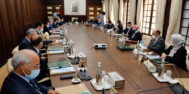 Le PLF2021 au Conseil du gouvernement