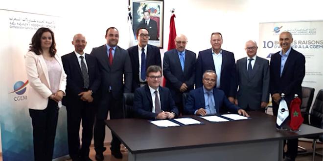 Partenariat entre CGEM et Rabat Business School