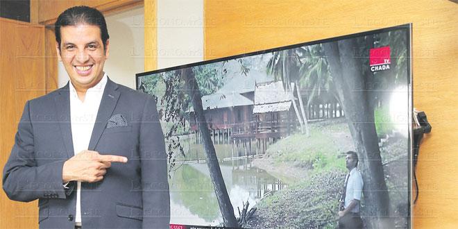 Chada TV: Comment faire la télé autrement