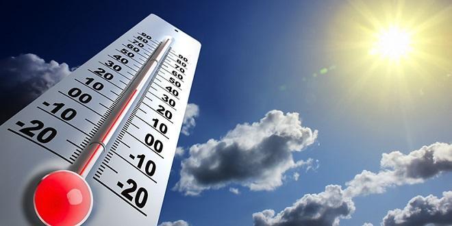 Canicule: Jusqu'à 47 °C ce lundi
