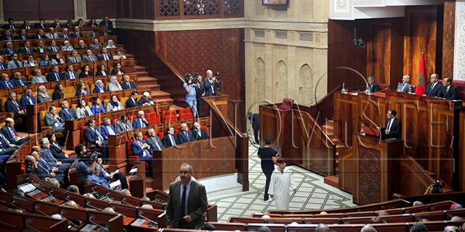 Clôture de la première session de l'année législative 2018-2019