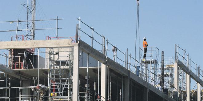 Covid-19: Maintien de l'activité dans les chantiers de construction