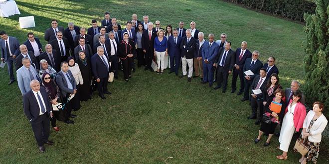 Maroc/Espagne: Signature de la Charte de Malaga