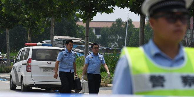 Une agression fait 7 morts dans une école — Chine