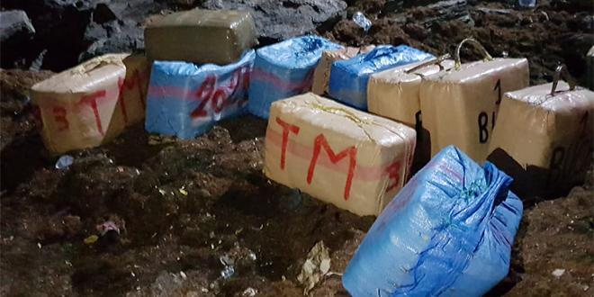 Cabo Negro: La police intercepte 600 kg de drogue