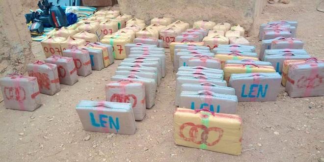 Drogue: Près de 3 tonnes saisies au Sud