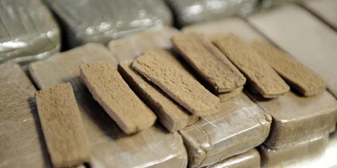Bab Sebta : Un MRE arrêté avec 92 kg de drogue