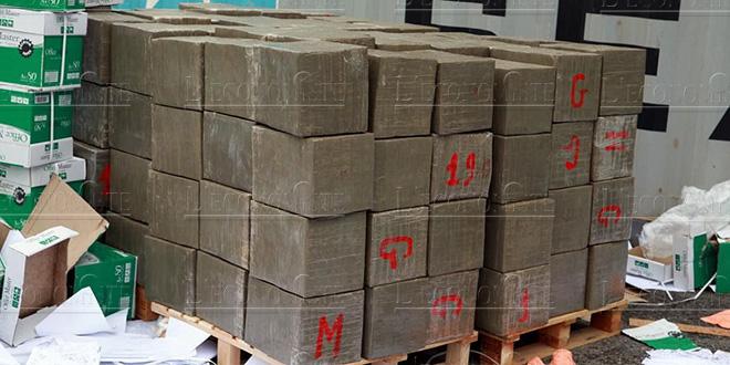 La BNPJ saisit 2 tonnes de chira