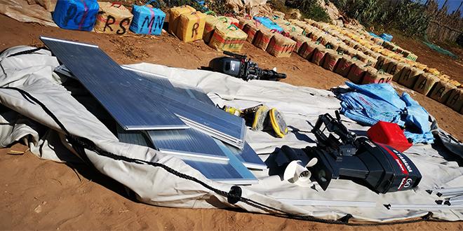 El Jadida: La DGSN saisit 3,7 tonnes de drogue
