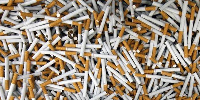 La contrebande de cigarettes en légère hausse