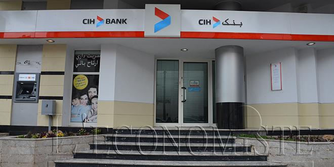 CIH Bank alerte sur son bénéfice