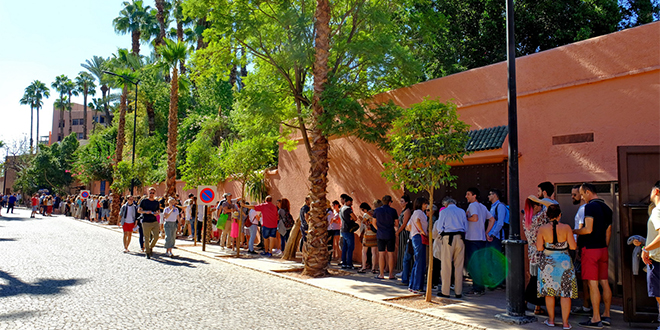 Un nouveau cluster à Marrakech dédié au tourisme