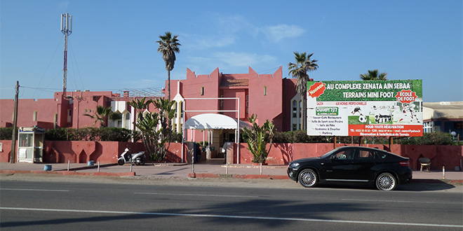 Complexe de Zenata : Casa Patrimoine cherche toujours un exploitant