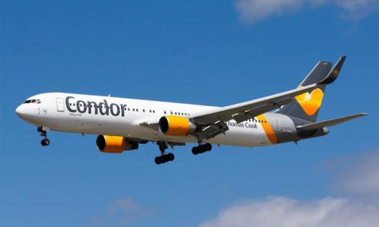 Condor lance un vol Agadir-Hambourg
