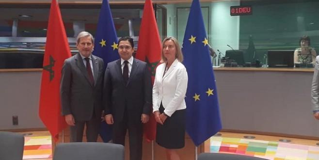"""Sahara : L'UE salue les efforts """"sérieux et crédibles"""" du Maroc"""