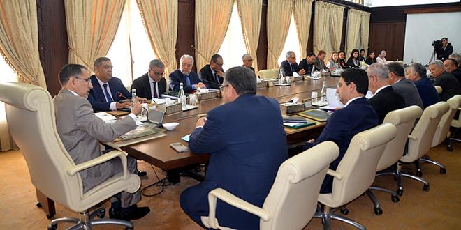 Au Conseil de gouvernement