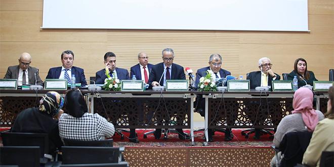 Rabat: L'Adoption du projet du SRAT prévue aujourd'hui