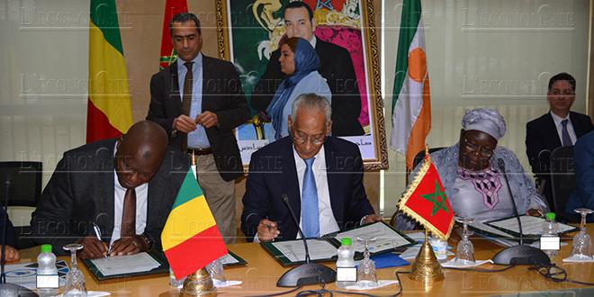 Réinsertion des détenus: Maroc, Mali et Niger sur la même longueur d'onde