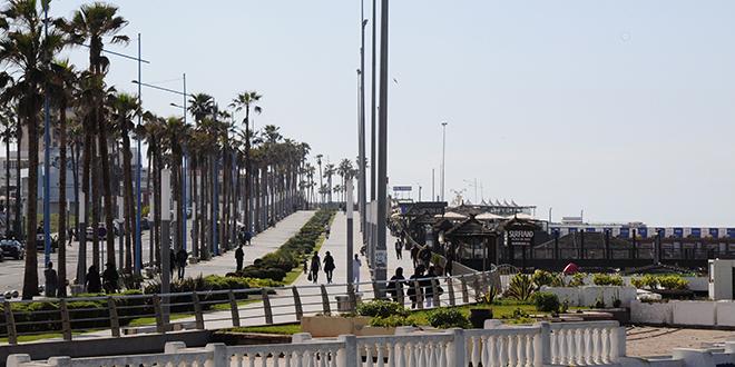 Appel d'offres pour l'aménagement de la Corniche d'Ain Diab