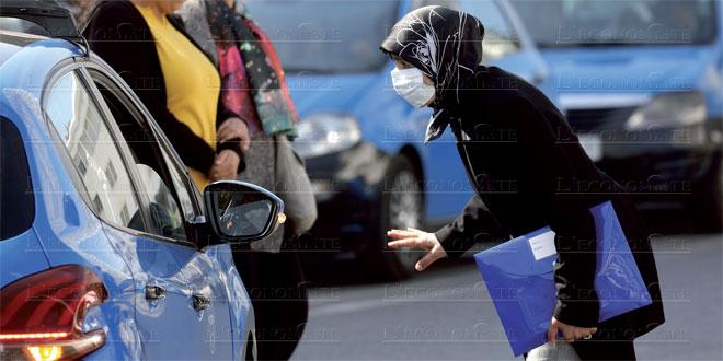 Covid19: Le Maroc rend obligatoire le port de masque à l'extérieur