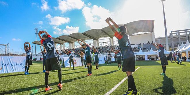 Sport scolaire : Centrale Danone s'investit