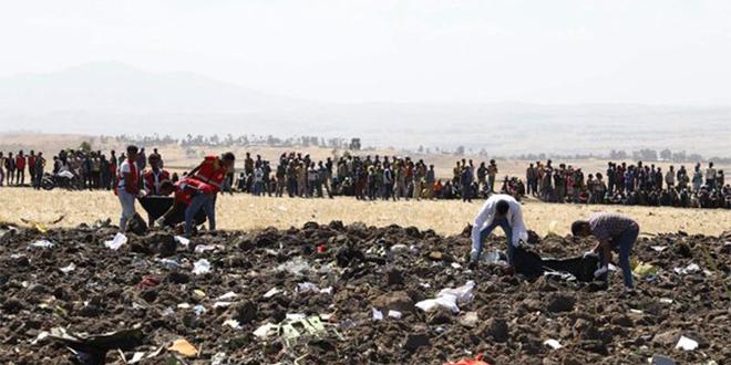 Ethiopian Airlines : Les boîtes noires retrouvées