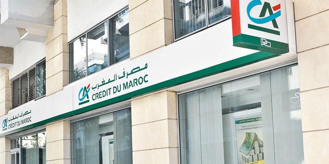 Crédit du Maroc surfe sur une bonne vague