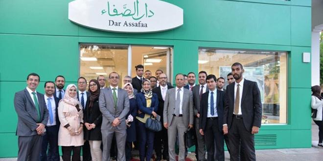 Campagne de communication pour Bank Assafa
