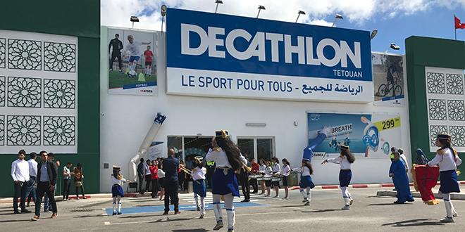 Un nouveau magasin Décathlon à Tétouan